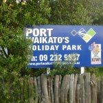Photo de Port Waikato Holiday Park