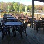Wonderful Outside Dining Area