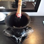 Complimentary Bubbly
