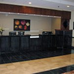 Front Desk with Express Checkout