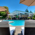 Foto de Dinah's Garden Hotel