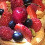 Mixed Berry Tartelette