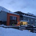 Svalbard Hotel Longyearbyen, Spitsbergen.