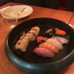Good and fresh sushi