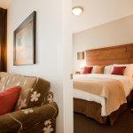 2 Bedroom Suite: Master Bedroom