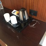 Some real photos of what the rooms are like,  oh and the special IHG welcome snack with ants com