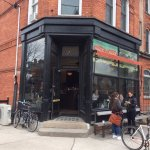 Luna Cafe, Dovercourt and Argyle.