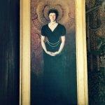 John Singer Sargent painting of Isabella