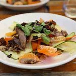 Crispy Duck Salad - amazing!