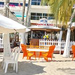 Photo de Sharks Beach Bar El Yaque