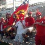 Ferrari fans out in their splendor
