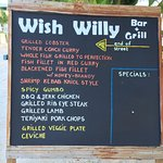 Wish Willy - Bar & Grill Foto