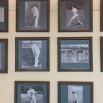 The different elegant batting styles of the Maharaja