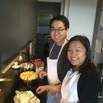 Fabulous cooking class!