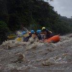 Rafting, Río Pastaza