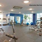 Observation Rise Gym