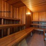 Observation Rise Sauna