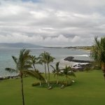 View from Unit 608 Lanai (Balcony)