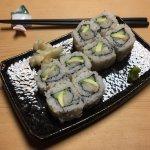 Dungeness Crab Sushi