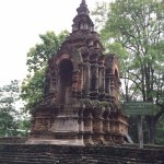 The ancient pagoda with more than 600 years of history