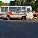 Tongariro crossing shuttle