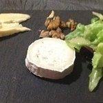 Assiette de Trois Fromages de la Région