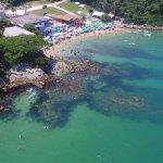 Foto de Bombinhas Beach