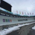 Whistler Sliding Centre