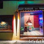 Paris Bangkok Restaurant resmi