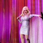 Dolly Pardon impersonator