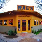 Rae's building front