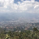Pictures cannot fully capture this amazing view of Medellín..truly one of the best!
