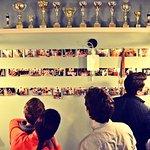 Foosball Room Trophies