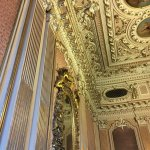 Princess Yusupova palace: Во дворце Зинаиды Юсуповой ,над парадной лестницей весит портрет княгини работы мастеров 19 века