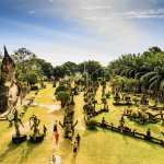 Buddha Park (Xieng Khuan) Vientiane