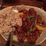 PF Chang's - my orange peel shrimp