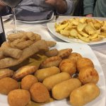 Arrostichinis and appetisers