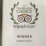 Sunbeach Hotel Foto