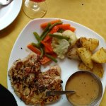 Chicken Steak @ De Baga Deck