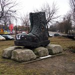 Monument of Glan in Jarocin