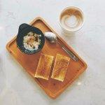 A nice Kaya Toast from Vietcetera Cafe.
