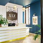 Cafe Hotel XIX