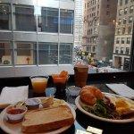 Breakfast residence inn marriott times square