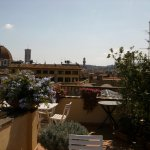 www.hotel-bijou.it - Terrazza panoramica sul tetto - Panoramic rooftop terrace