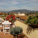 www.hotel-bijou.it - Terrazza panoramica sul tetto - Panoramic rooftop terrace