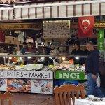 Photo of Fethiye Fish Market