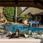 Restaurant / Pool Area