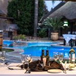 Restaurant / Pool - Garden Area