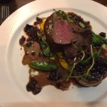 Medallions of Scottish Beef.... wow!