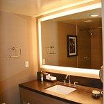 Neat bath vanity